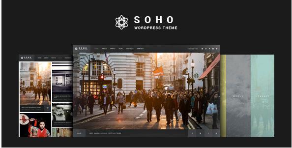 SOHO - Best Videos WordPress Themes