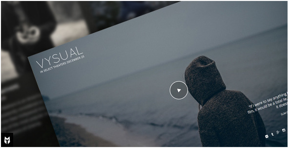 VYSUAL - Best Videos WordPress Themes