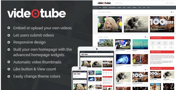36+ Best Videos Wordpress Themes 2016
