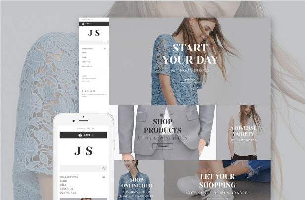 Best Premium Fashion Beauty Shopify Themes