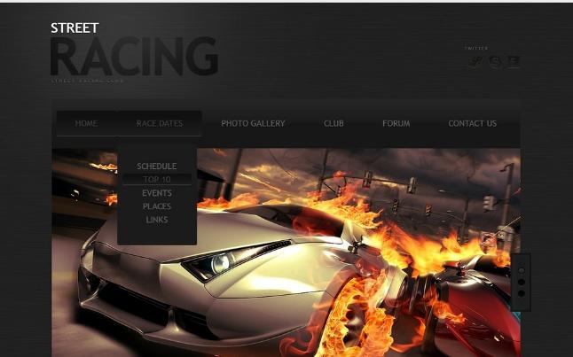 car racing x