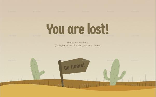 desert 404