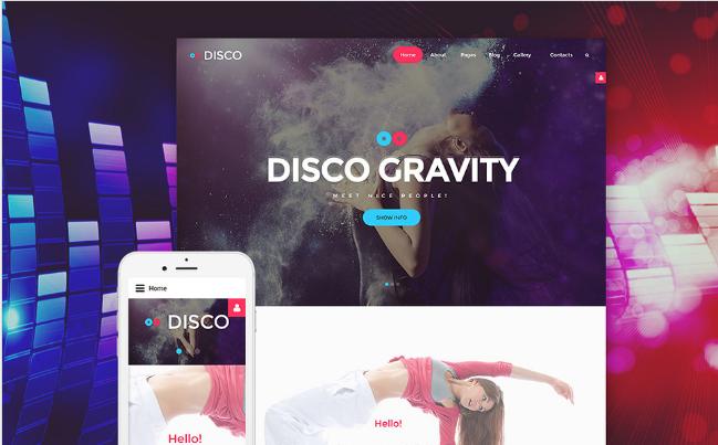 disco gravity