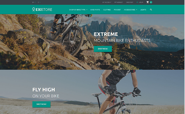 20+ Best Sports Outdoors And Travel Magento Themes 2016