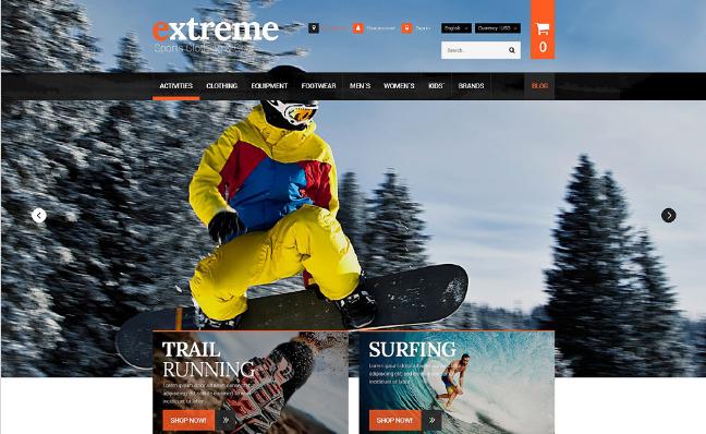 extreme x