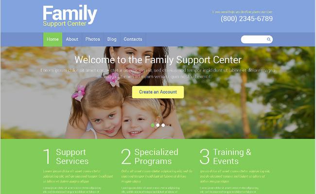 family center new