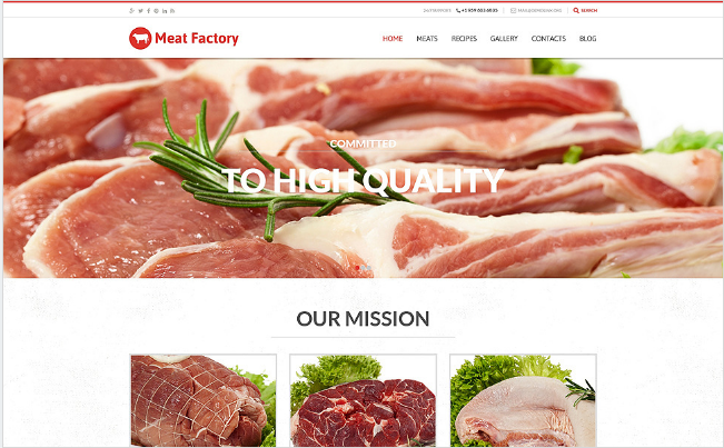 health beneits of meat