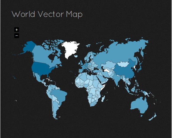 Best Free jQuery Map Plugins
