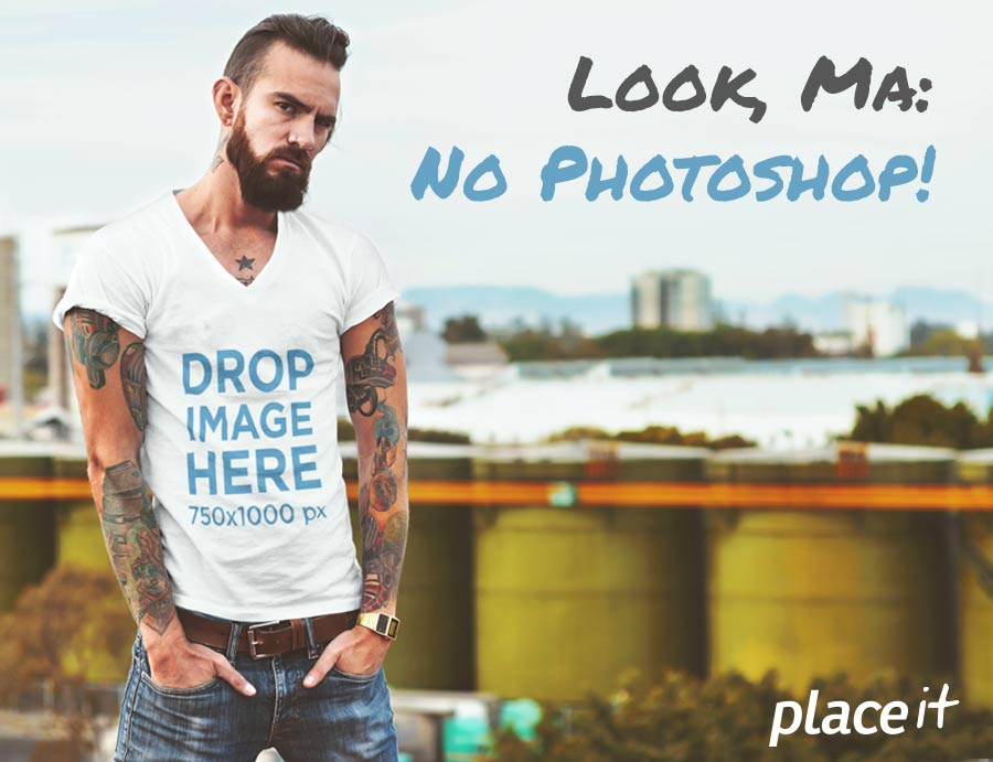 Best Free Fashion And Apparel Mockups and Templates