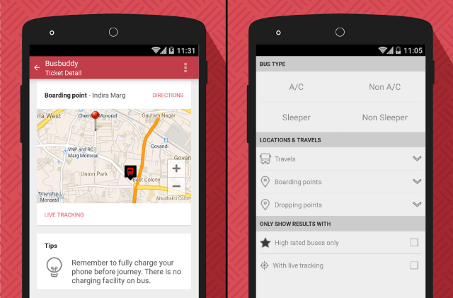 14+ Best Android Apps You Need To Download For Travelling To India