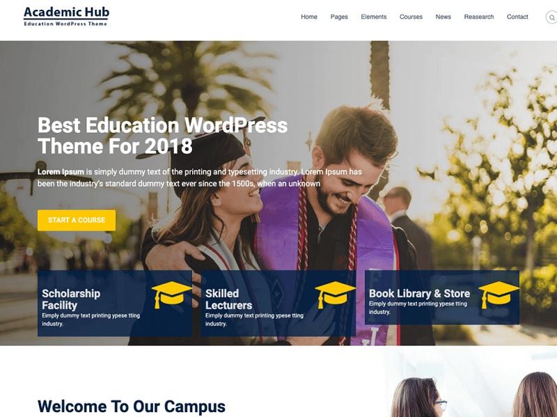Academic Hub