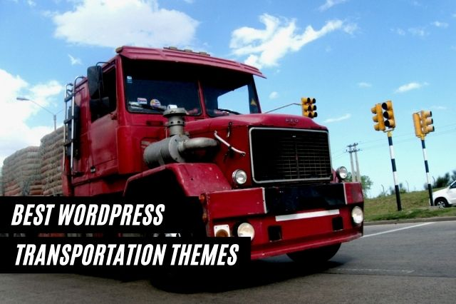 Best WordPress Transportation Themes