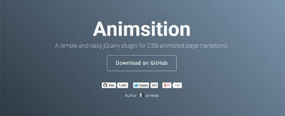 25+ Best jQuery Animation Plugins 2016