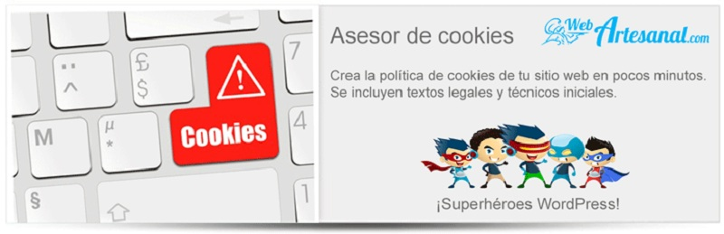 Asesor de Cookies Free WordPress Cookies Plugins