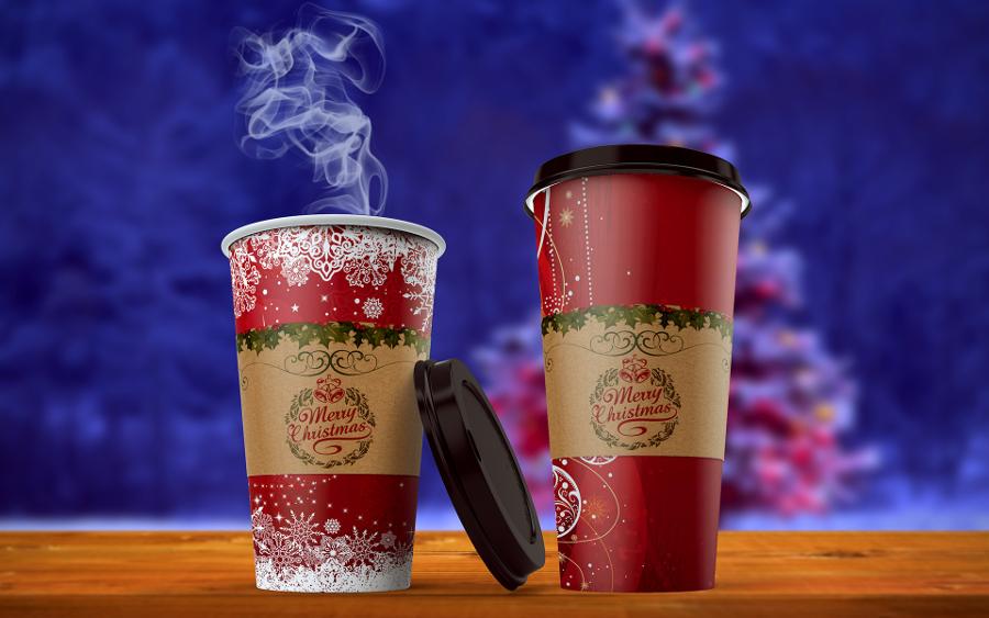 Coffee Cup Mockups