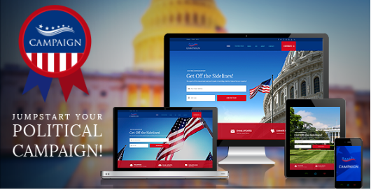 Best WordPress Political Themes