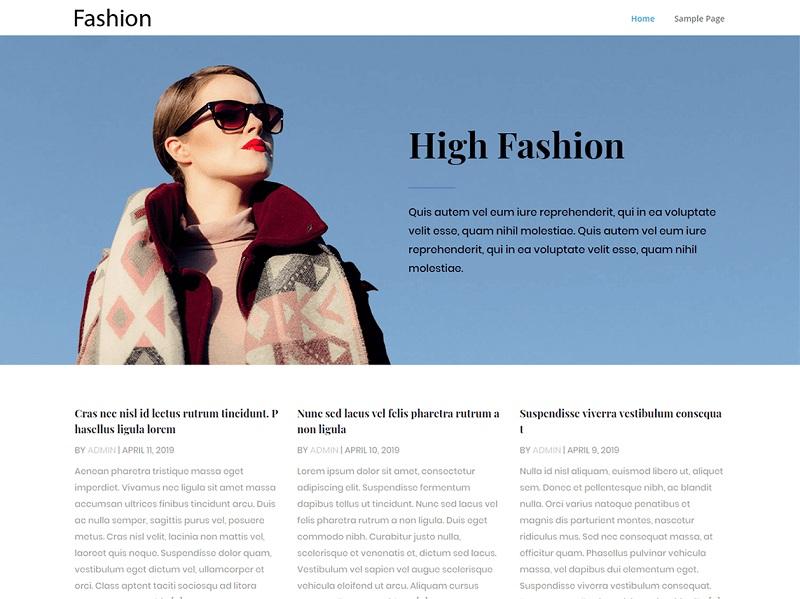 CGS Fashion Trend