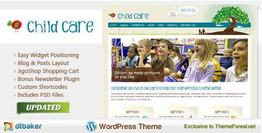 CHILD CARE NEW best-wordpress-kids-and-kindergarten-themes