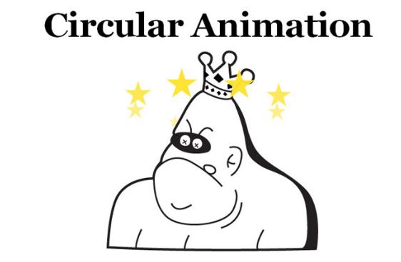 CIRCULAR ANIMATION