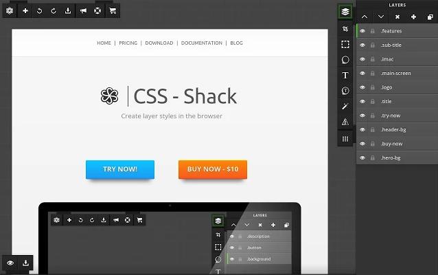 CSS-Shack
