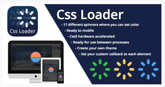 CSS3 LOADER