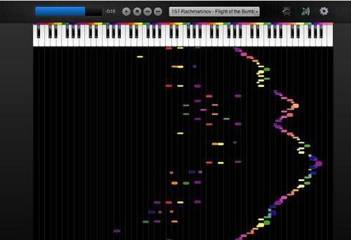 Color-Piano