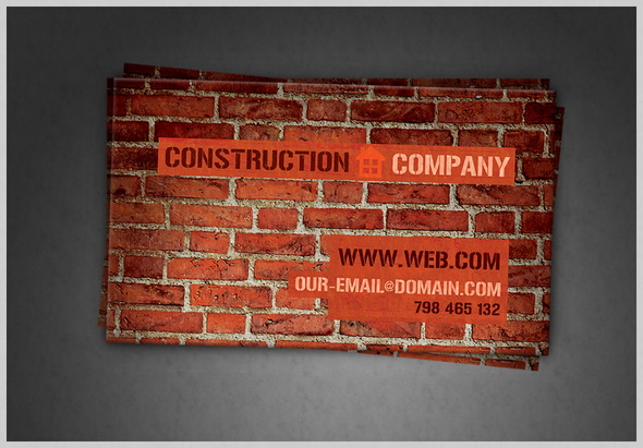 Construction-Company-Business-Card-PSD