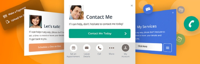Contact Form Builder by vCita