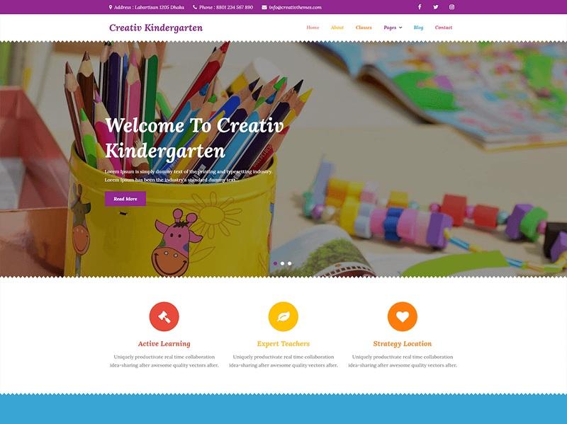 Creativ Kindergarten