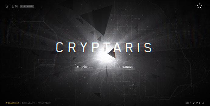 Cryptaris Mission