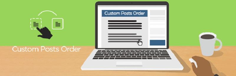 Custom Posts Order