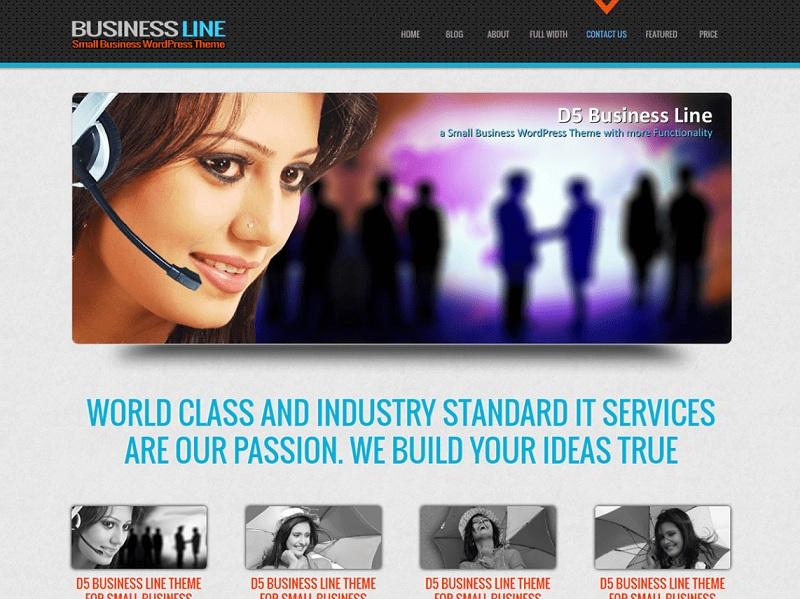 D5 Business Line