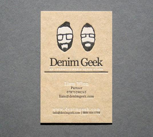 Denim Geek