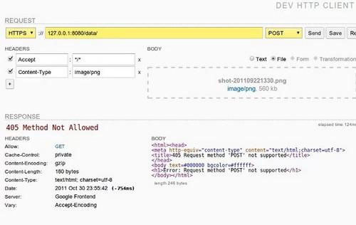 Dev-HTTP-Client