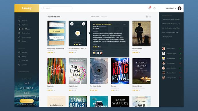 E-Book Library