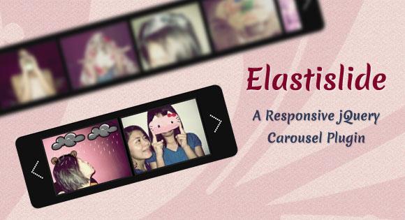 Elastislide Best jQuery Carousel Plugins