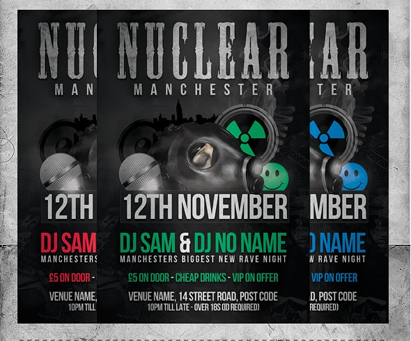 FREE-Nuclear-Flyer-Template