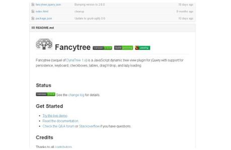 Fancytree