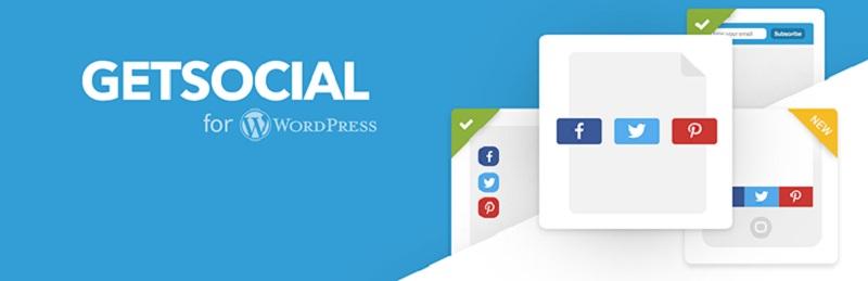 GetSocial for WordPress