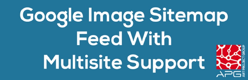 Google Image Sitemap Feed With Multisite Support