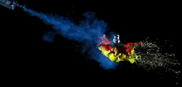 . Light BuLB Explosion