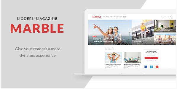 Marble - Modern Magazine