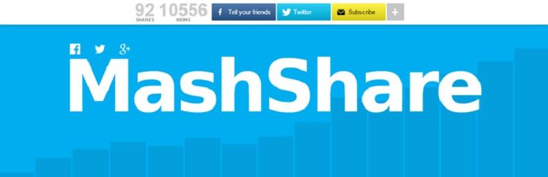 MashShare best WordPress Plugin