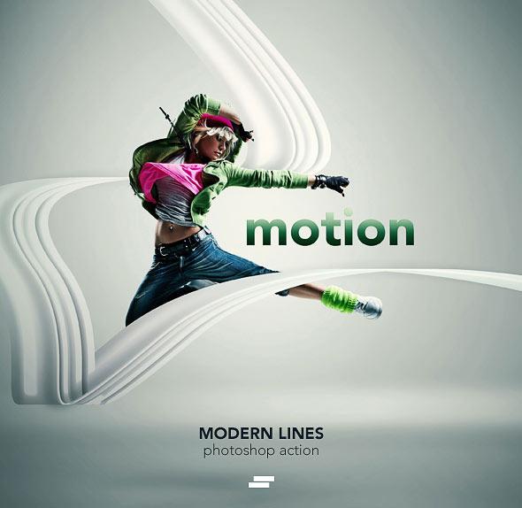 Modern Lines 1