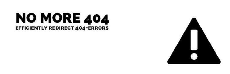 No More 404