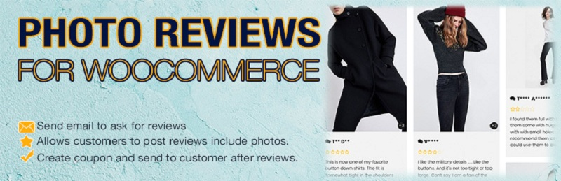 Photo Reviews for WooCommerce