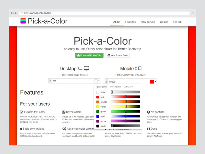 Pick-a-Color