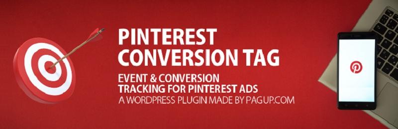 Pinterest Conversion Tag