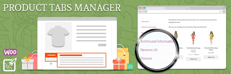 Product Tabs Manager