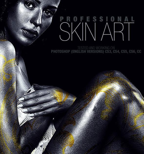Professional Skin Art